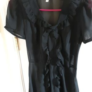Xhilaration  Sheer Dress